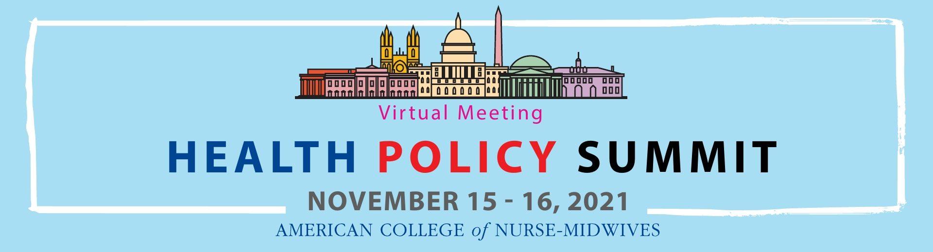ACNM Health Policy Summit